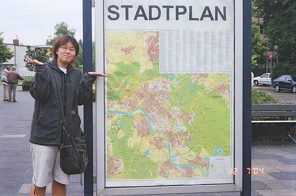 看不懂的地圖.....