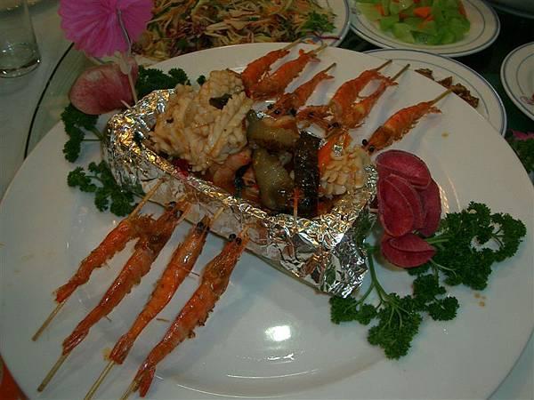 超好吃炸蝦