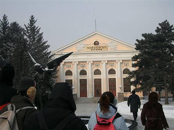 俄羅斯建築
