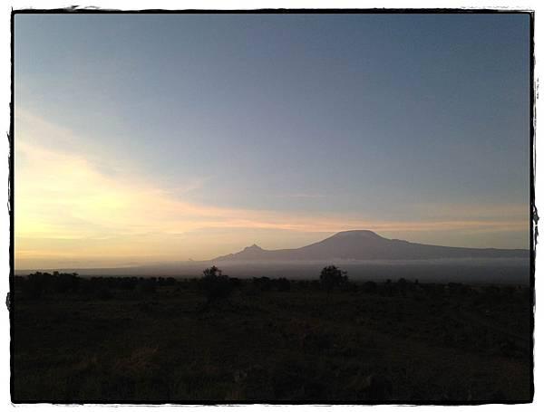 0212-早晨Safari-吉利馬札羅山2