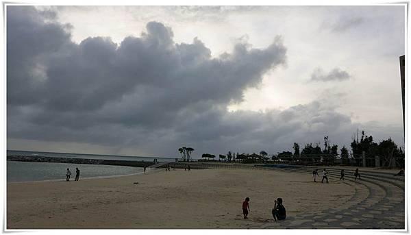 10.06第一天-美國村sunset beach