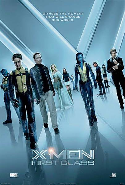X-Men: First Class 《 X戰警:第一戰》
