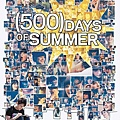 (500) Days of Summer Poster《戀夏500日》