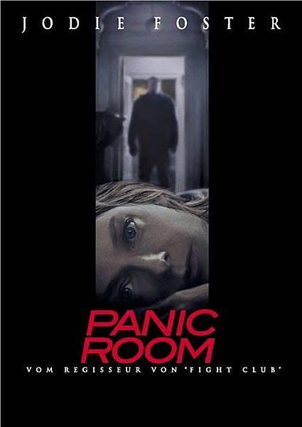 Panic Room《顫慄空間》