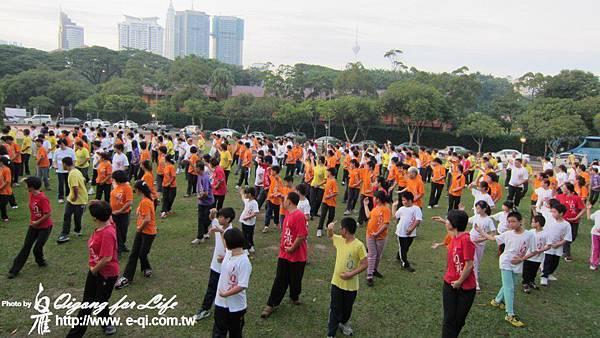 馬來西亞團練4