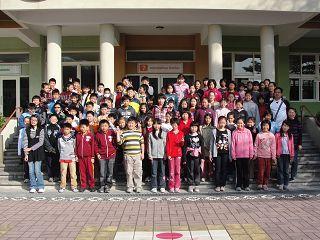 98年五年級文昌英語村一日遊