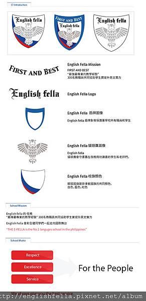 ENGLISHI FELLA CI介绍