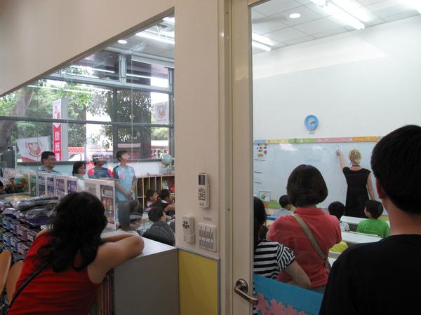 新竹市人文薈萃  兒童美語國際化