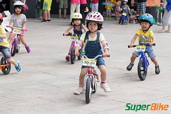 Super PushBIKE 小小騎士滑步挑戰賽小小兵嚕一夏_233