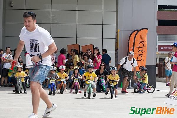 Super PushBIKE 小小騎士滑步挑戰賽小小兵嚕一夏_254