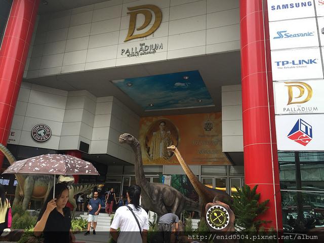 曼谷day1