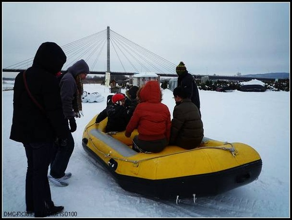 雪上香蕉船.JPG