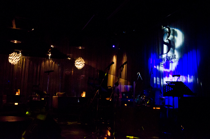 舞台的樣子