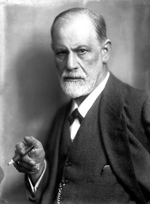 西格蒙德·佛洛伊德 Sigmund Freud
