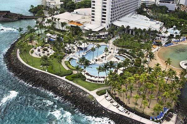 A19-003 Caribe Hilton's