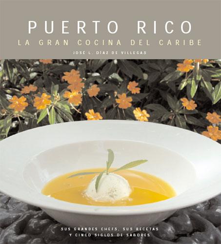 A19-014 Puerto Rico La Gran Cocina Del Carib