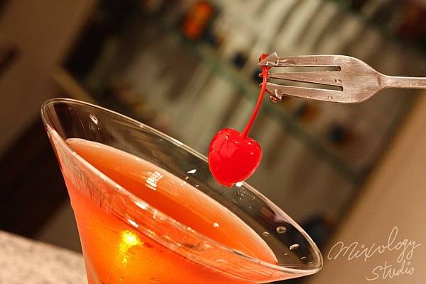 013自製酒漬櫻桃-Luciano糖漬櫻桃