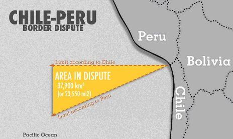 004-領海爭議 Chile Peru maritime