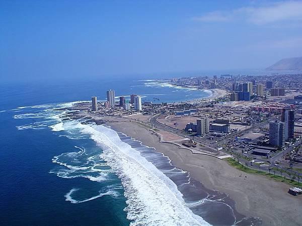 021-Iquique港