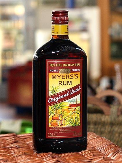 SR013-Myers Rum Original Dark