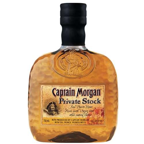 SR024-Captain Morgan Private Stock