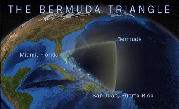 SR043-Bermuda Triangle