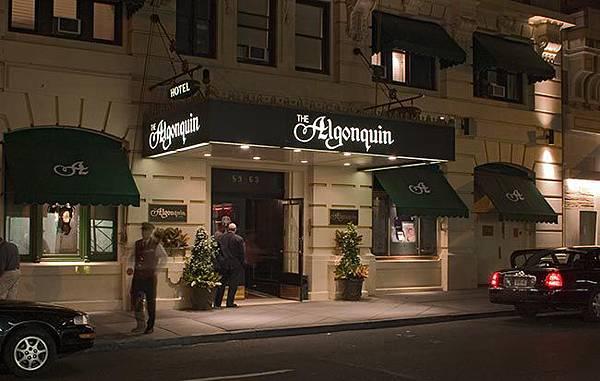 P.22-006 Algonquin Hotel
