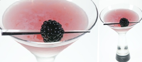 P.24-003 Arnaud黑莓