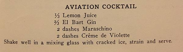 P.25-007 Ensslin Aviation Recipe