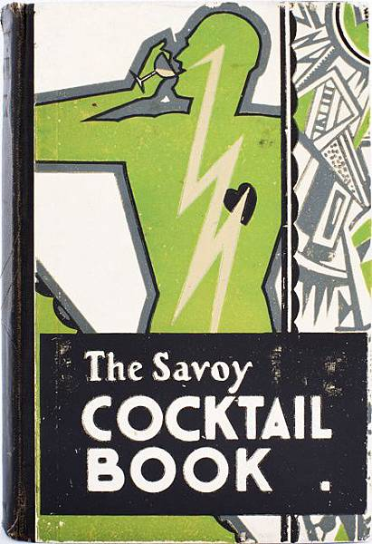 P.25-008 The Savoy Cocktail Book