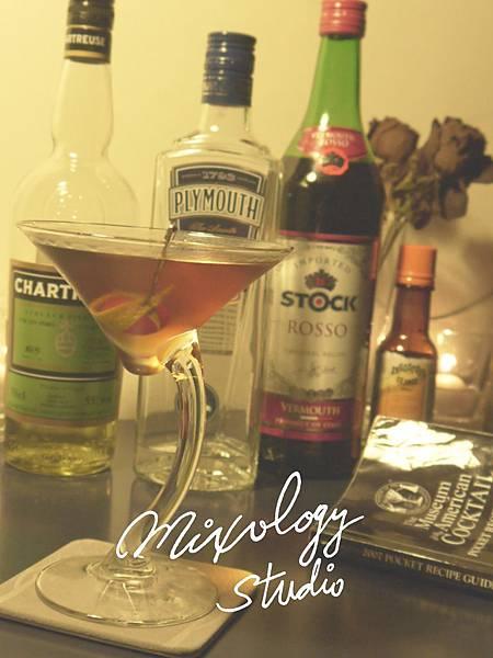P.31-011 Bijou Cocktail