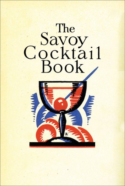 P.32-003 The Savoy Cocktail Book