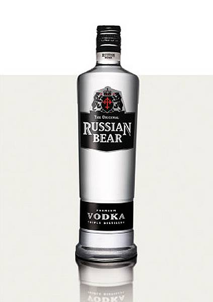 P.32-006 Russian Bear vodka
