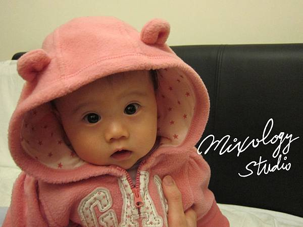 P.34-001 粉紅瑪麗圈