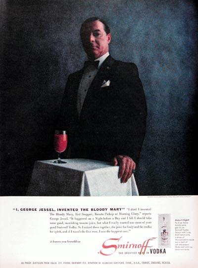 P.34-015 1956 Smirnoff Vodka