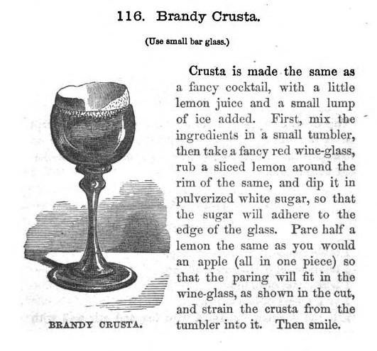 P.40-004 Brandy Crusta