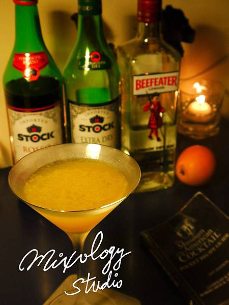P.41-016 Bronx Cocktail