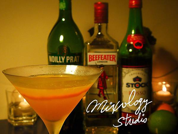 P.41-020 Bronx Cocktail