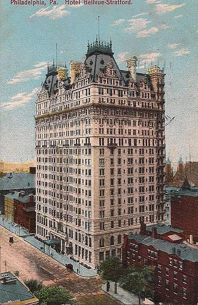 P.46-004 Bellevue-Stratford Hotel