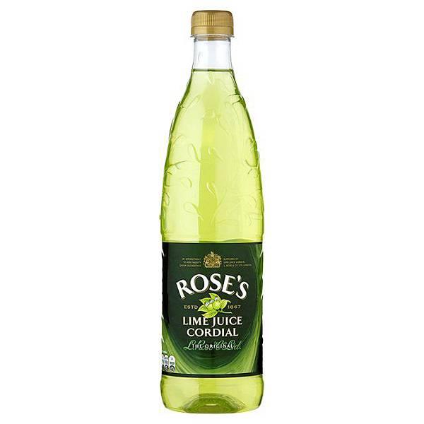 P.51-009 Rose 萊姆汁