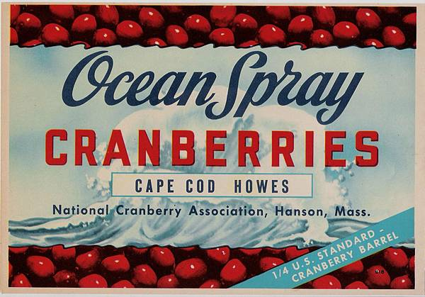 P.51-010 Ocean Spray Cape Codder