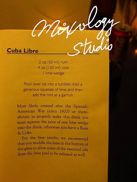 P.53-002 Cuba Libre recipe & history