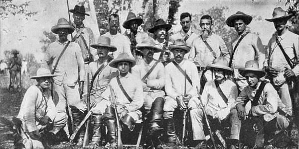 P.53-005 古巴獨立戰爭反抗軍Mambises