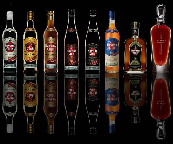 P.53-009 哈瓦那俱樂部蘭姆酒Havana Club