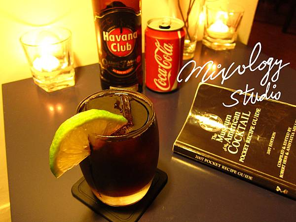 P.53-014 自由古巴(Cuba Libre Cocktail)