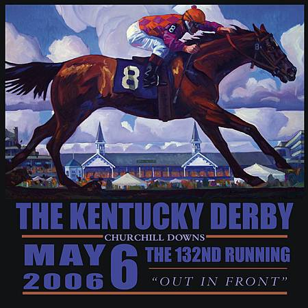 06 KY Derby poster