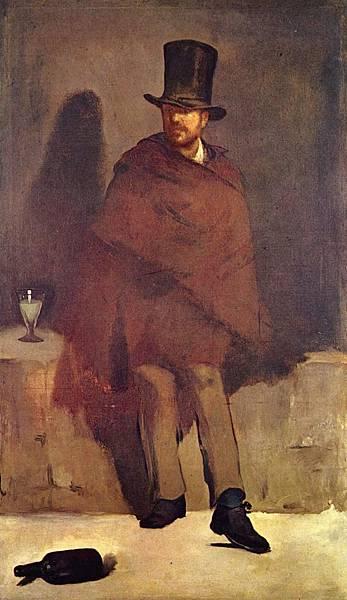 AB041-Édouard Manet-Absinthe Drinker.jpg