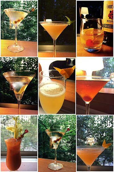 Bar30-01九杯雞尾酒.jpg