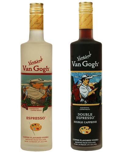 梵谷濃縮咖啡伏特加、雙倍濃縮咖啡伏特加