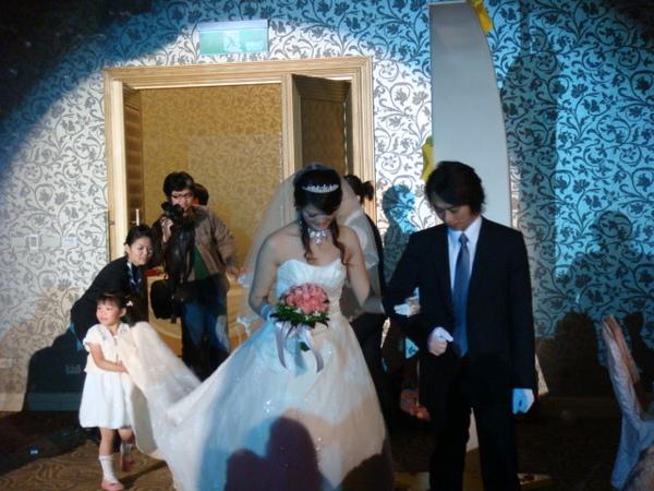 志文的婚禮